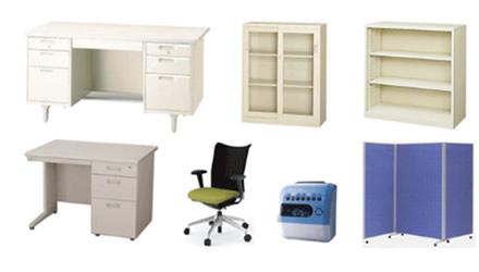 買取できる家具・機器・什器類