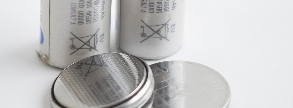 リチウムイオン電池の廃棄処理