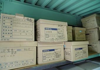 機密文書の回収・処分について